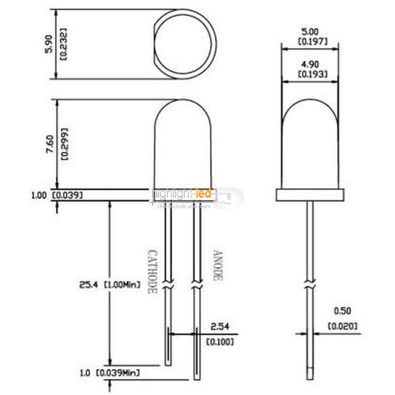 50-5mm-ultrahelle-SCHWARZLICHT-UV-LEDs-ultraviolett-LED-im-SET