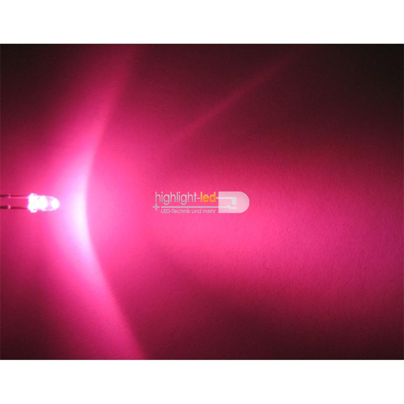 LED-3mm-agua-clara-plateada-colores-amp-brillo-diodos-luminosos-LED-transparente-de-3-mm miniatura 64