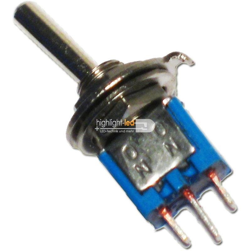 Kippschalter-versch-Typen-Mini-Schalter-mit-Hebel-Hebelschalter-toggle-switch