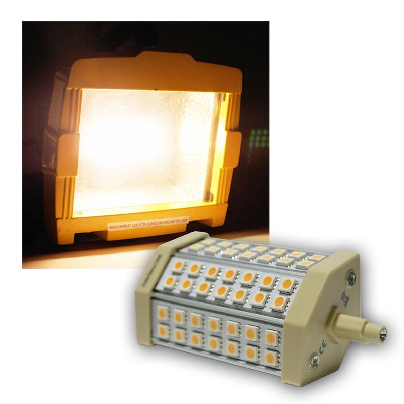 led leuchtmittel r7s 230v f stehlampe deckenfluter baustrahler lampe rohr r hre ebay. Black Bedroom Furniture Sets. Home Design Ideas