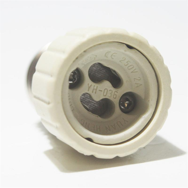 lampensockel adapter gu10 e27 g9 e14 leuchtmitteladapter adaptersockel fassung ebay. Black Bedroom Furniture Sets. Home Design Ideas