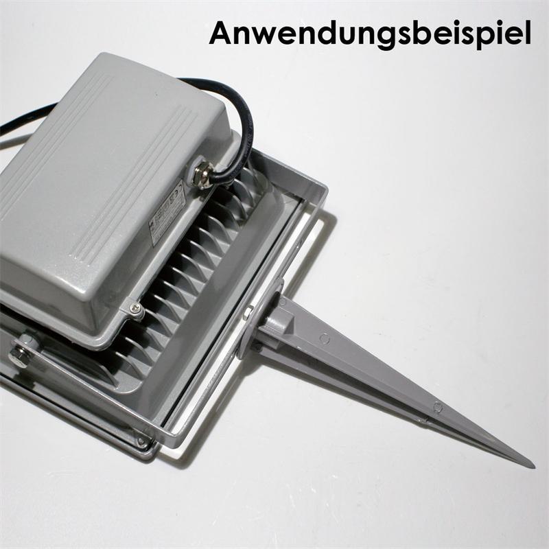 Erdspiess-fuer-LED-Fluter-Staender-Gartenstecker-fuer-Scheinwerfer-Strahler-Leuchte Indexbild 22