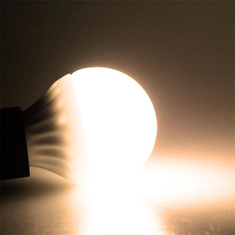 E14 led leuchtmittel tropfenlampe gl hbirne 230v e 14 for Led leuchtmittel e14