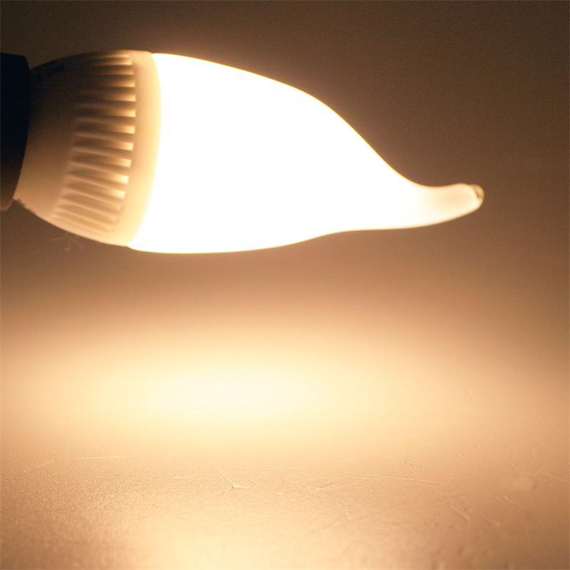 E14-LED-Kerzenlampen-Leuchtmittel-versch-Typen-Kerze-Birne-Gluehbirne-230V-Bulb Indexbild 9