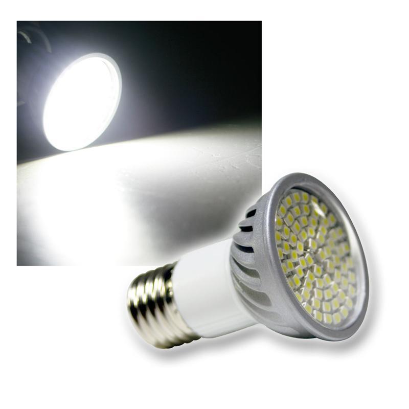 leuchtmittel h50 pro e27 e14 gu10 mr16 70x smd led birne strahler spot lampe ebay. Black Bedroom Furniture Sets. Home Design Ideas