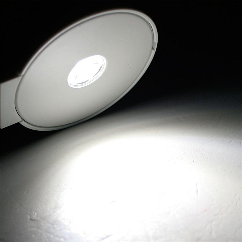 led unterbaustrahler 3w komplettset unterbauleuchte set k chenbeleuchtung 230v ebay. Black Bedroom Furniture Sets. Home Design Ideas