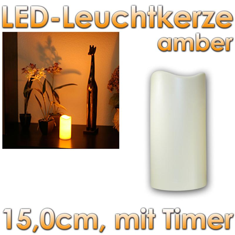 led kerze f r au en mit timer flackernde elektrische kerzen flackernd candle. Black Bedroom Furniture Sets. Home Design Ideas
