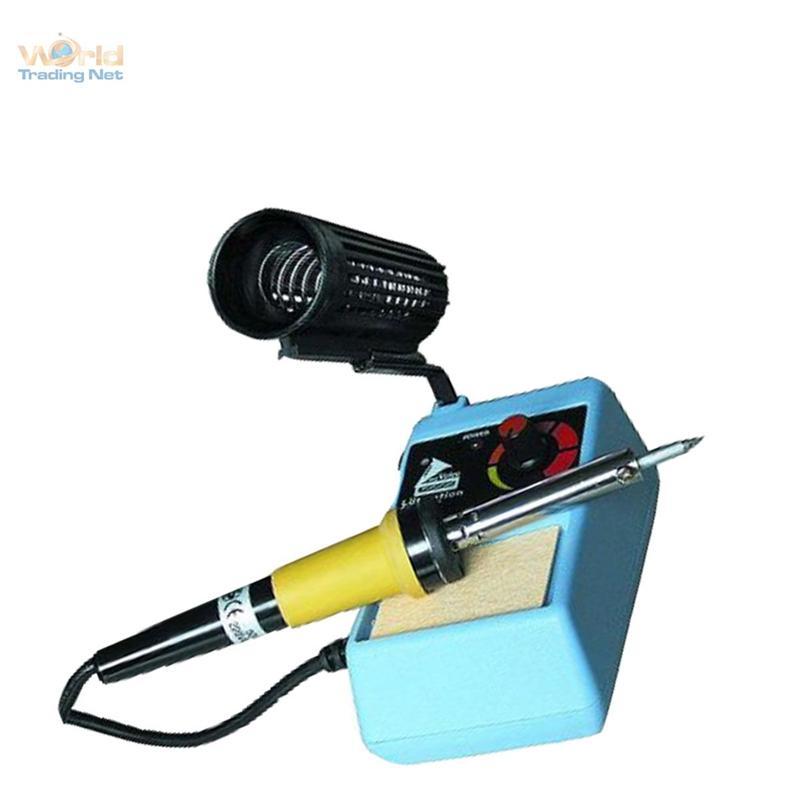 soldering station 48 watt incl soldering iron 230v temp variable ebay. Black Bedroom Furniture Sets. Home Design Ideas