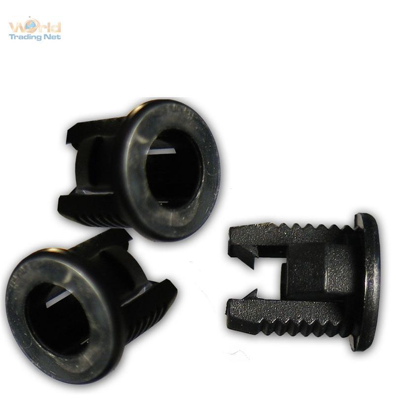 100-Montageringe-fuer-3mm-LEDs-LED-Fassung-Clip-Plastik