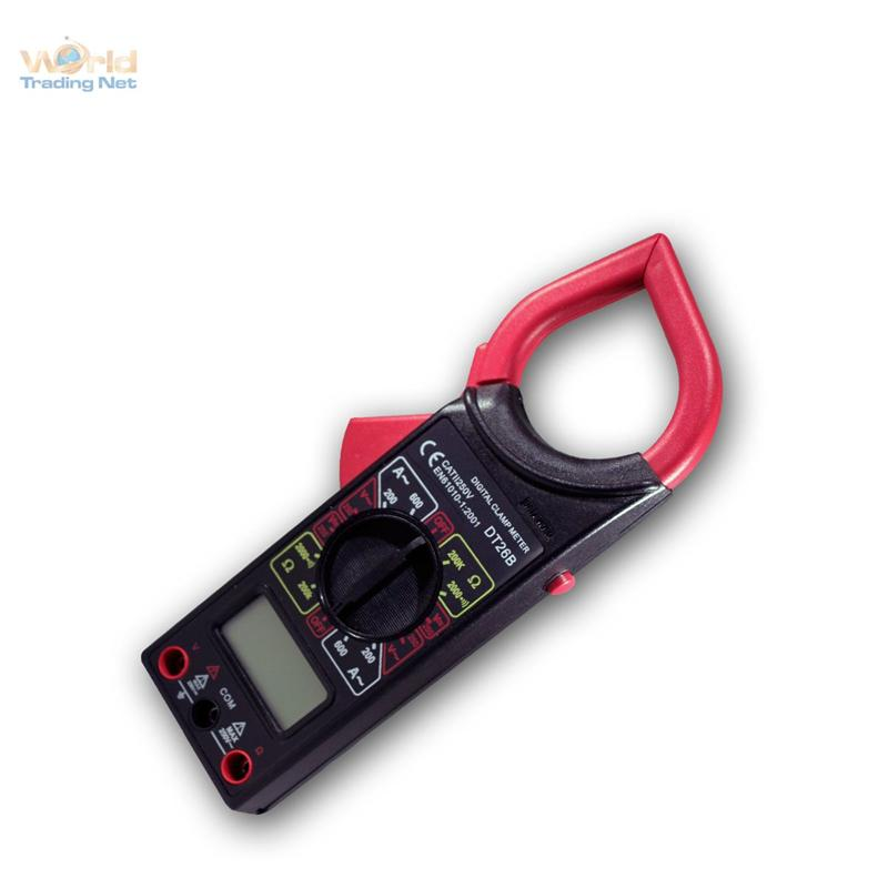 Stromzange-Zangen-Multimeter-AC-DC-Zangenamperemeter-Strompruefer-Messgeraet