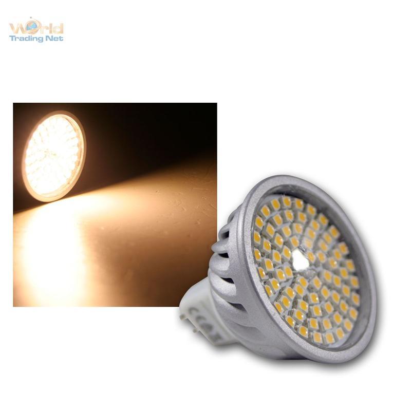 leuchtmittel h50 pro e72 e14 gu10 mr16 70x smd led birne strahler spot lampe ebay. Black Bedroom Furniture Sets. Home Design Ideas