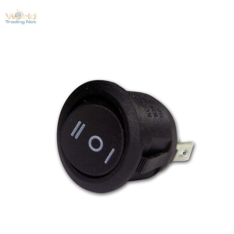 Wippschalter-rund-1-polig-EIN-AUS-EIN-Schalter-Wippenschalter-Einbauschalter