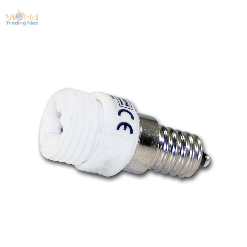 Lampensockel-Adapter-GU10-E27-G9-E14-Leuchtmitteladapter-Adaptersockel-Fassung
