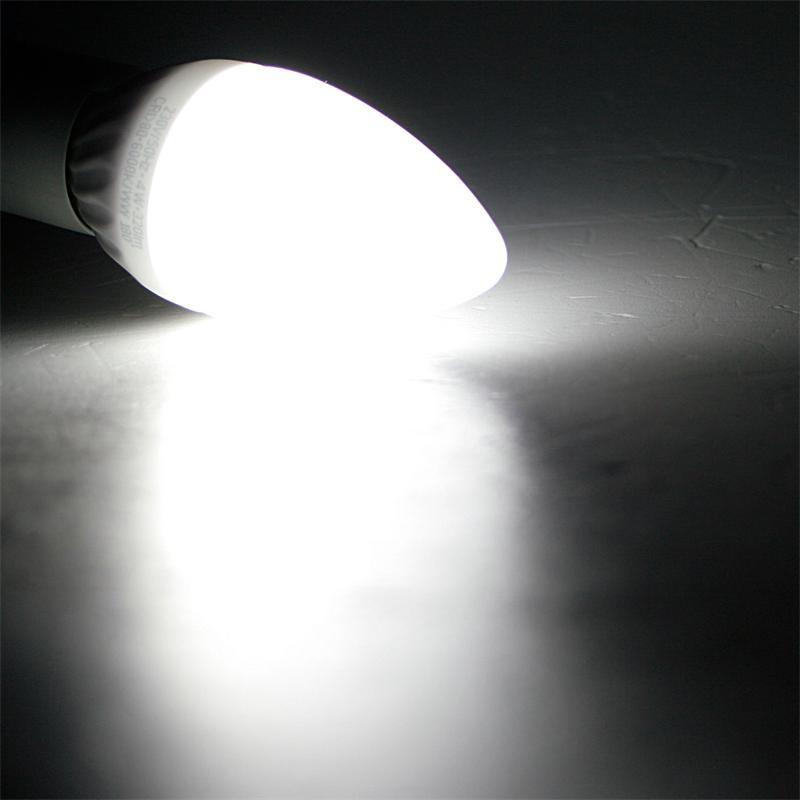 Kerze Birne Glühbirne 230V Bulb Typen E14 LED Kerzenlampen Leuchtmittel versch