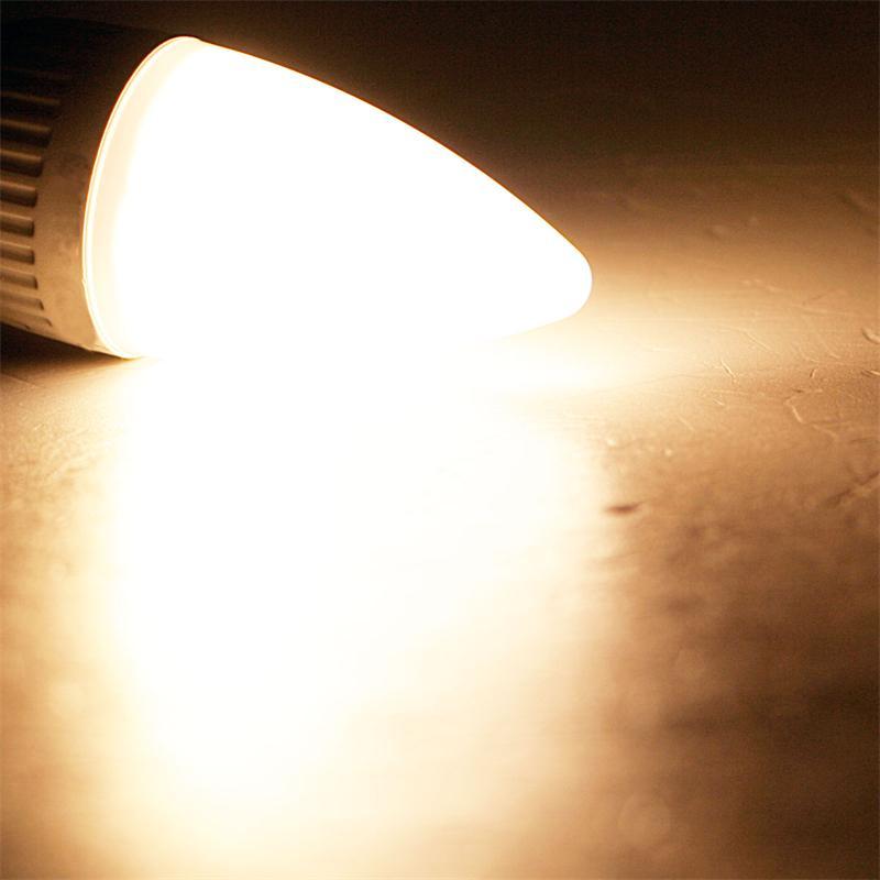 E14-LED-Kerzenlampen-Leuchtmittel-versch-Typen-Kerze-Birne-Gluehbirne-230V-Bulb Indexbild 39