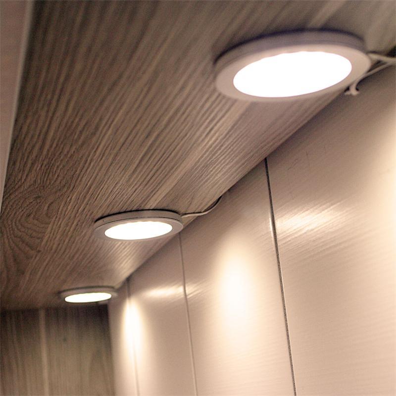 LED Aufbauleuchte Sets Unterbauleuchte Küchenbeleuchtung ...