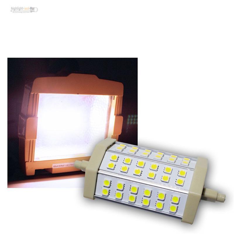 led leuchtmittel r7s 230v f stehlampe deckenfluter. Black Bedroom Furniture Sets. Home Design Ideas