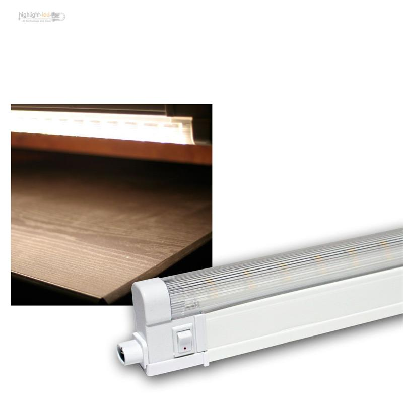 smd led m belleuchte unterbauleuchte 230v k chenunterbauleuchte k chenlampe ebay. Black Bedroom Furniture Sets. Home Design Ideas