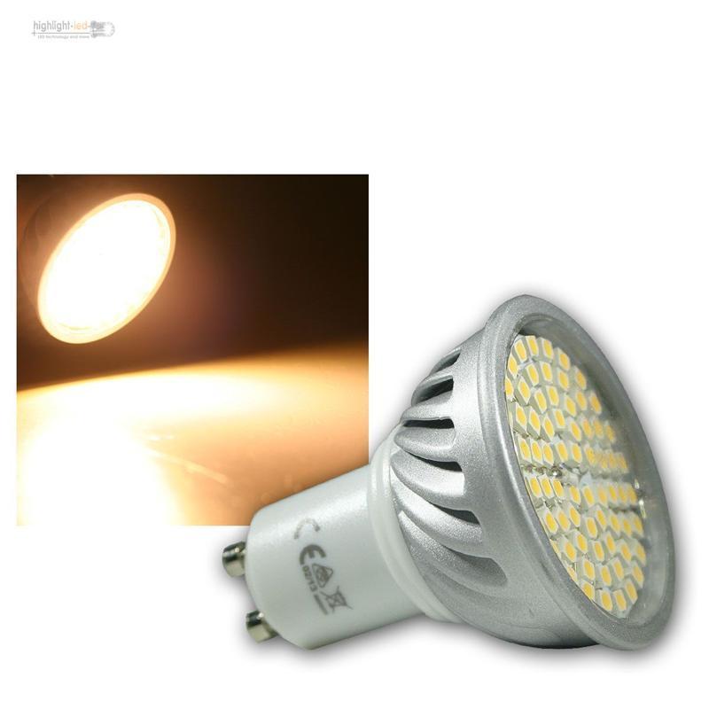 led leuchtmittel h50 pro e27 e14 gu10 mr16 birne strahler spot lampe reflektor ebay. Black Bedroom Furniture Sets. Home Design Ideas