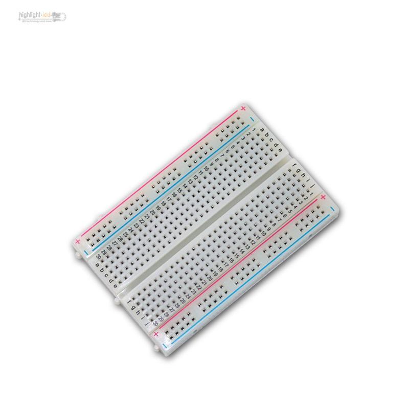 Laborsteckboard-300-100-Kontakte-Experimentier-Platine-Labor-Steckboard-Board