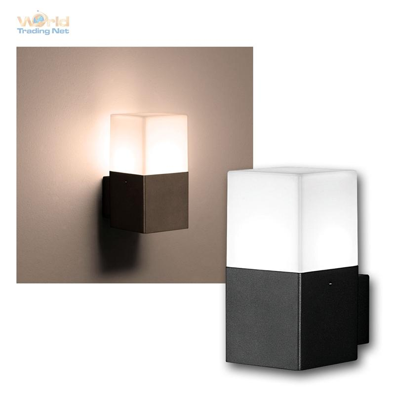 led au enleuchten hudson au enlampe hausbeleuchtung gartenbeleuchtung lampen ebay. Black Bedroom Furniture Sets. Home Design Ideas