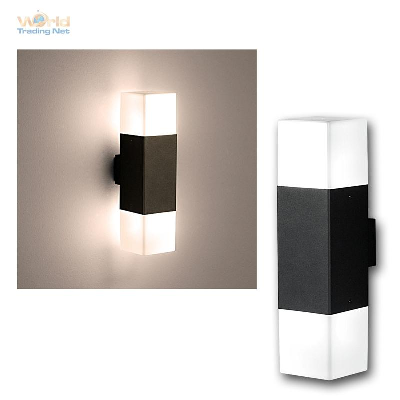 wandleuchte led innen dimmbar inspirierendes design f r wohnm bel. Black Bedroom Furniture Sets. Home Design Ideas