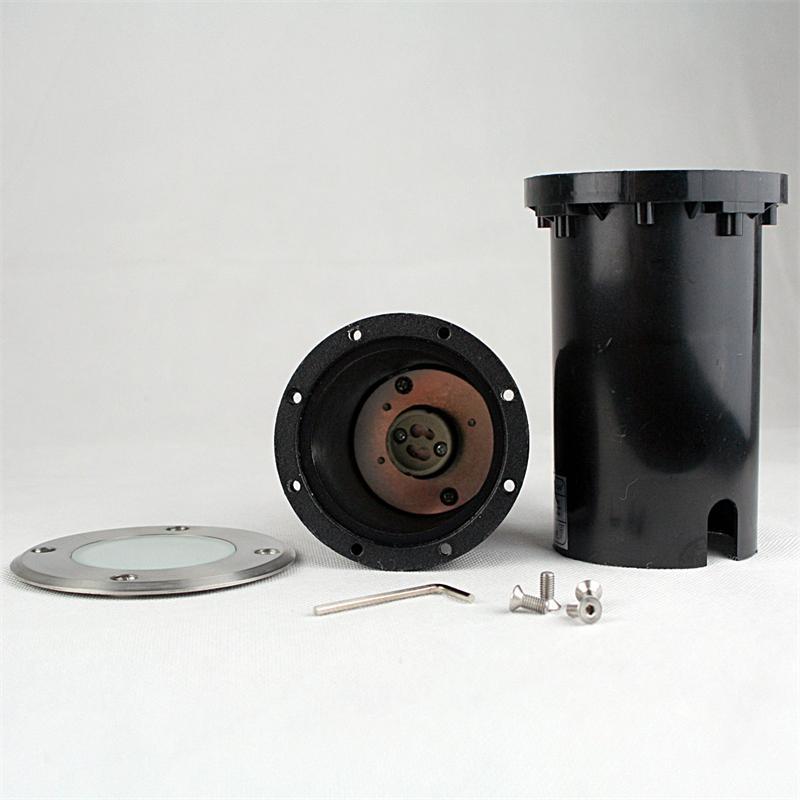 Suelo-LED-emisor-de-instalacion-lampara-de-suelo-acero-inoxidable-3-5-7w-suelo-emisor-230v-spots miniatura 81