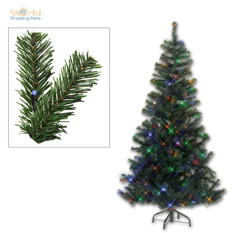 k nstlicher led weihnachtsbaum christbaum mit leds. Black Bedroom Furniture Sets. Home Design Ideas