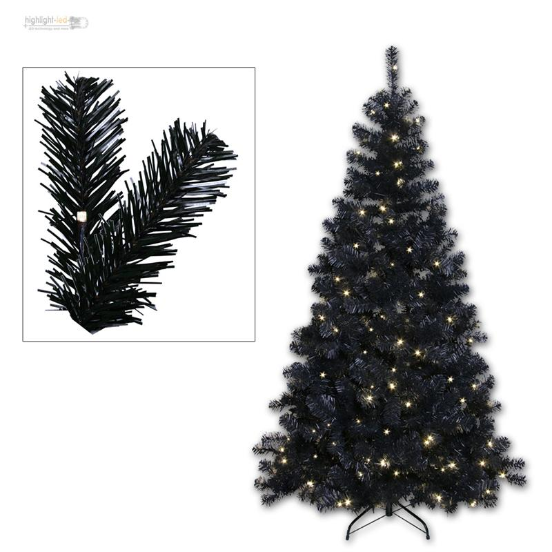 k nstlicher weihnachtsbaum christbaum mit led beleuchtung. Black Bedroom Furniture Sets. Home Design Ideas