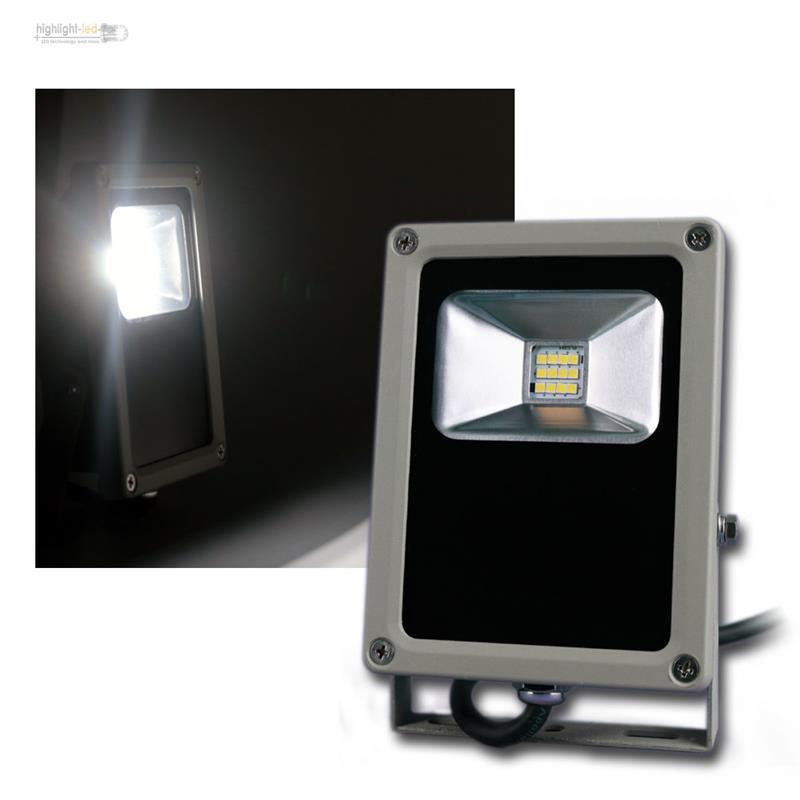 led fluter spot fluchtlicht au en leuchte au enstrahler. Black Bedroom Furniture Sets. Home Design Ideas