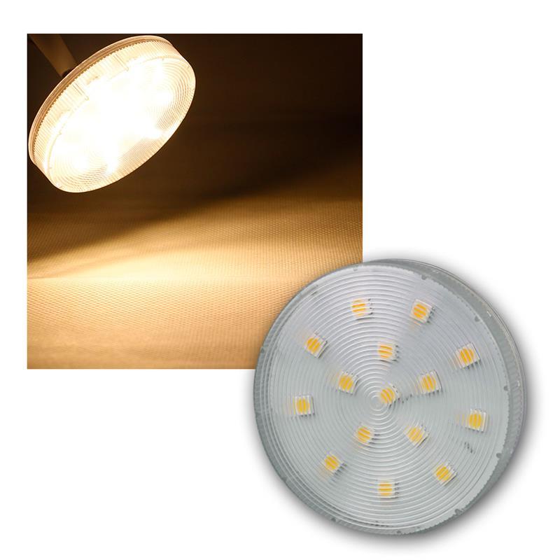led leuchtmittel 3w 8w gx53 lampe leuchte birne smd leds 5050 strahler spot. Black Bedroom Furniture Sets. Home Design Ideas