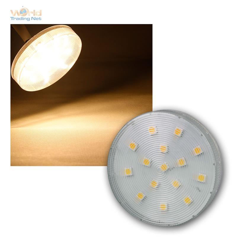 led leuchtmittel 3w 8w gx53 lampe leuchte birne smd leds 5050 strahler spot ebay. Black Bedroom Furniture Sets. Home Design Ideas
