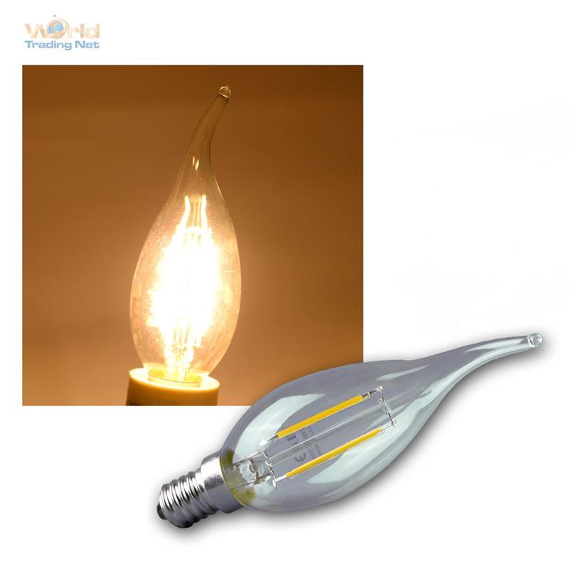 led leuchtmittel filament warmwei gl hbirne gl hlampe birne e 27 14 230v birne ebay. Black Bedroom Furniture Sets. Home Design Ideas