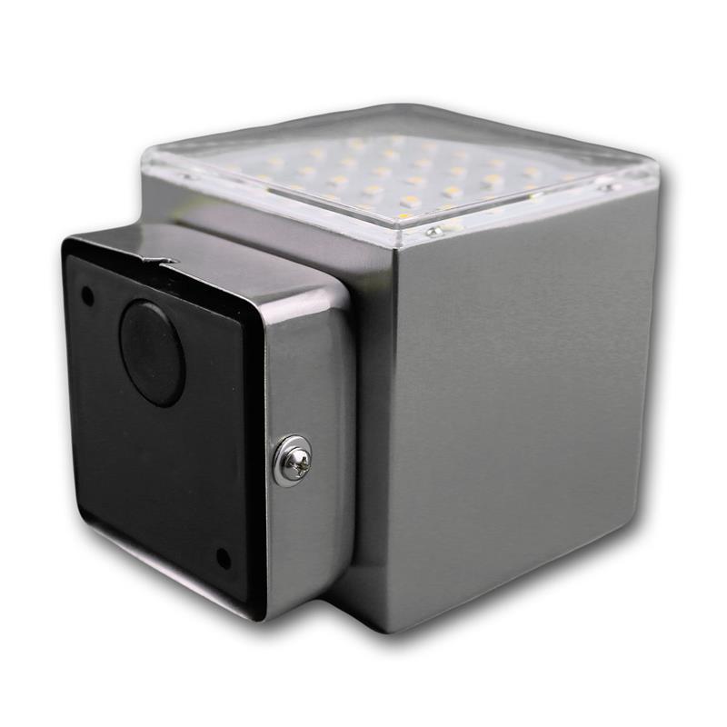 au enleuchte au enlampe edelstahl wandleuchte lampe led. Black Bedroom Furniture Sets. Home Design Ideas