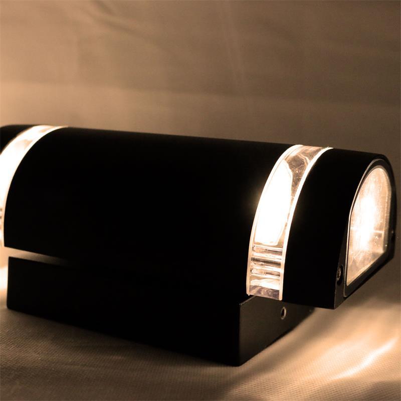 Led au en wandleuchten wandlampen mit cob leds au enwandleuchte eingangsleuchte ebay - Aussen wandlampe ...