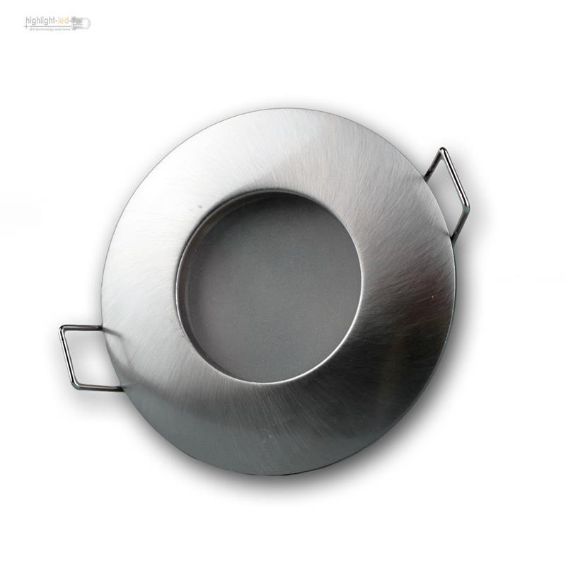 mr16 gu10 deckenleuchte ip44 feuchtraum einbaustrahler einbauleuchte badezimmer ebay. Black Bedroom Furniture Sets. Home Design Ideas