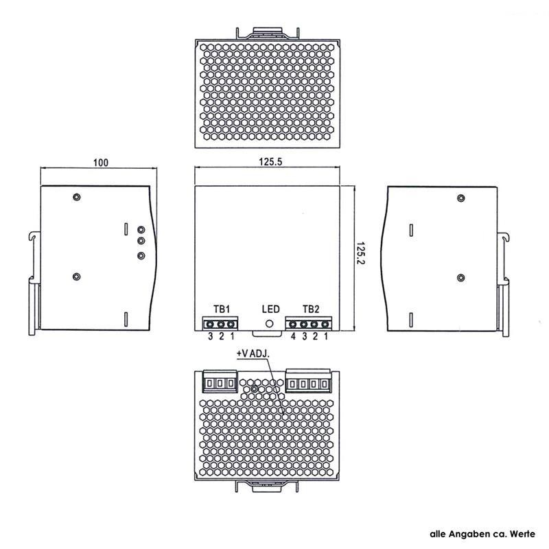 12v    24v transformatoren f u00fcr din hutschiene  trafo trafos