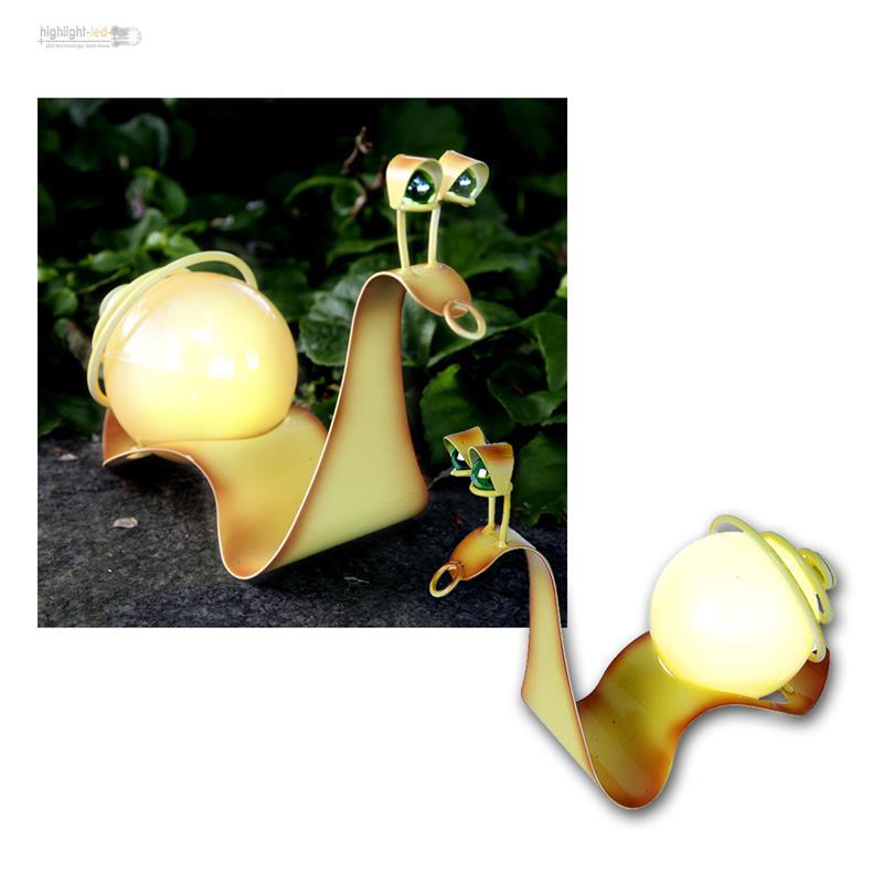 Solarleuchte Tier Led Dekofigur Solar Lampe Deko Gartenlampe
