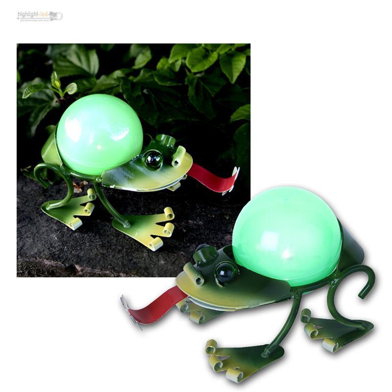 Solarleuchte tier led dekofigur solar lampe deko for Lamparas decorativas para jardin