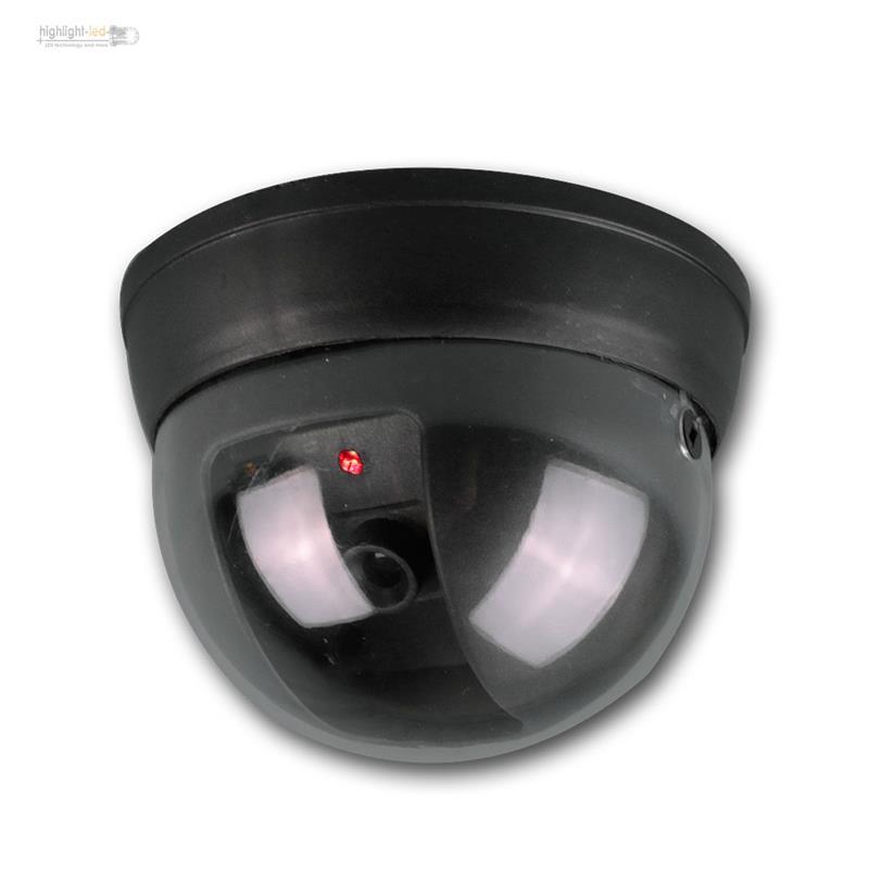 kamera attrappe dummy berwachung infrarot deckenkamera mini dom kameraattrappe eur 4 89. Black Bedroom Furniture Sets. Home Design Ideas