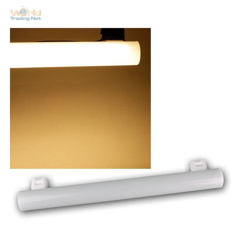 led linienlampe s14s 30 50 100cm warmwei 2700k. Black Bedroom Furniture Sets. Home Design Ideas