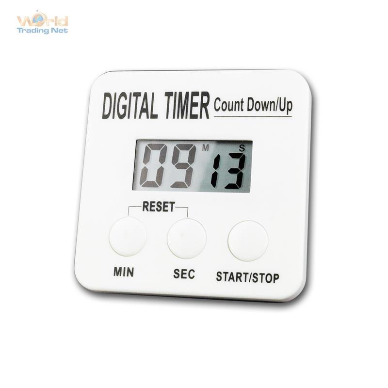 Küchentimer Digital ~ kurzzeitmesser, küchentimer, digitaler countdown stoppuhr digital timer, eieruhr ebay