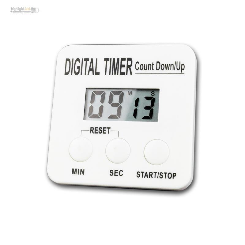 kurzzeitmesser k chentimer countdown z hler stoppuhr digital timer eieruhr ebay. Black Bedroom Furniture Sets. Home Design Ideas