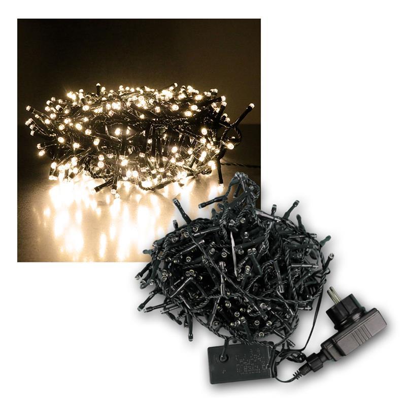 Guirlande Intérieur lumineuse à 1500 LEDs weihnachstbeleuchtung Noël Intérieur Guirlande Extérieur 230v 7843f1
