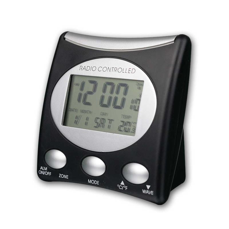 Funkwecker-WT-221-Zeit-Datum-Temperatur-Anzeige-Beleuchtung-Funk-Wecker-FunkUhr