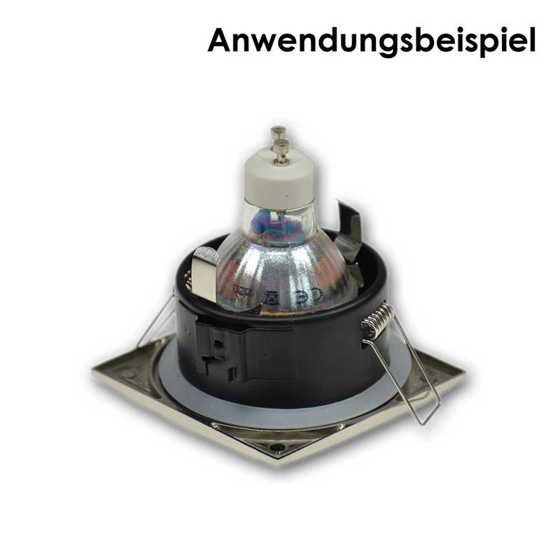 Bad Einbauleuchten Badezimmer Einbaulampen Kaufen: Einbaustrahler GU10 IP44 Feuchtraum Bad Nassraum
