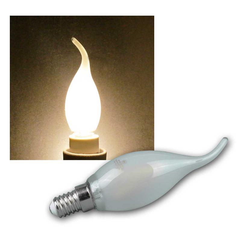 e14 led windsto kerzenlampe 2w 4w warmwei leuchtmittel birne kerze e 14 ebay. Black Bedroom Furniture Sets. Home Design Ideas