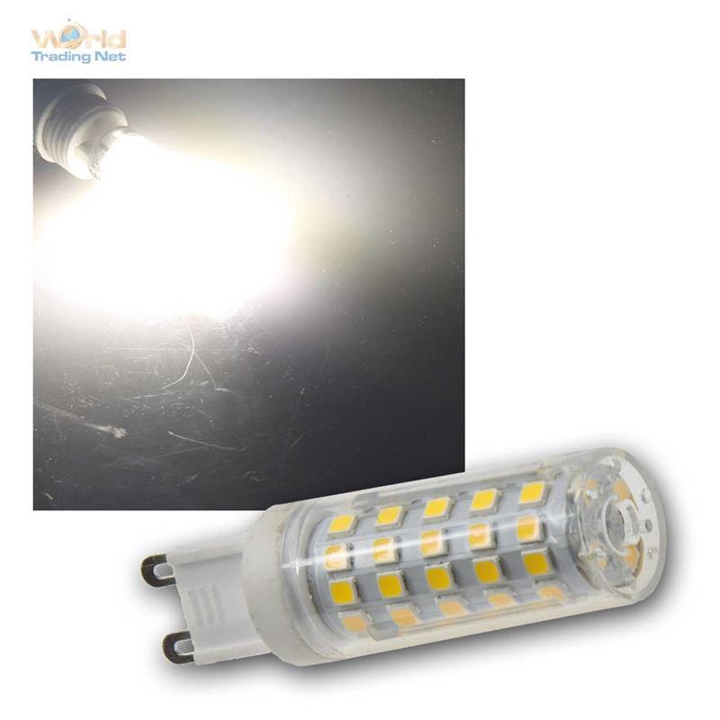 g9 mini led stiftsockel leuchtmittel siftsockellampe birne lampe g 9 230v bulb ebay. Black Bedroom Furniture Sets. Home Design Ideas