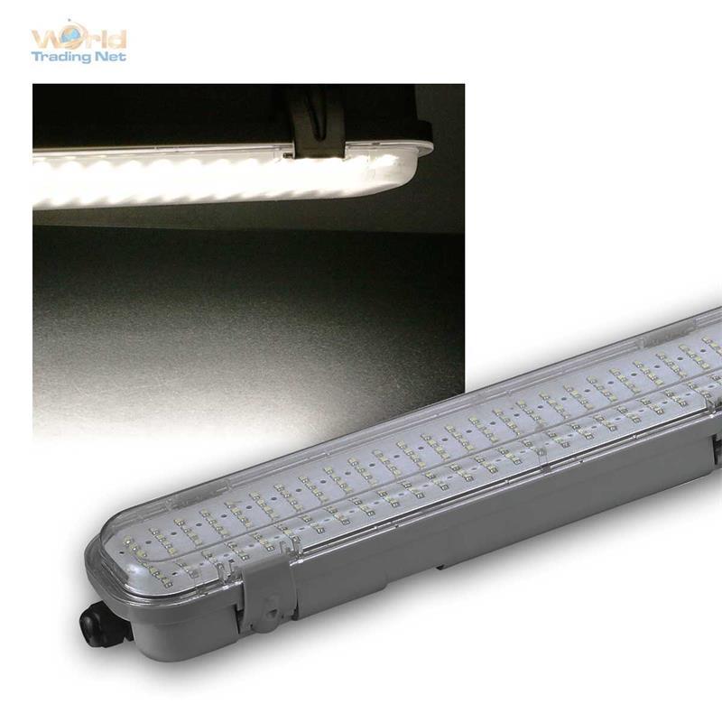 led deckenleuchte mi bewegungsmelder feuchtraumleuchte lampe 230v wannenleuchte ebay. Black Bedroom Furniture Sets. Home Design Ideas