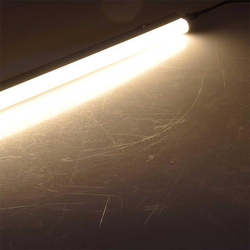 DEL Lampe Soubassement bonite 230 V De Cuisine Lampe éclairage de meubles de cuisine Lampe Soubassement